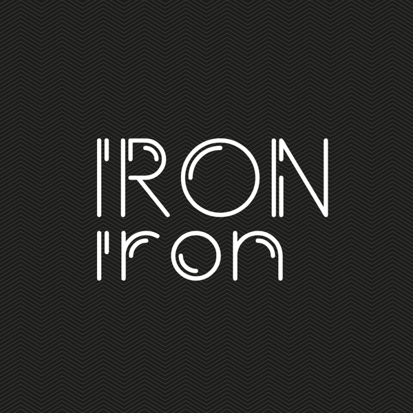 Introducing Iron. A brand new Sans Serif typeface
