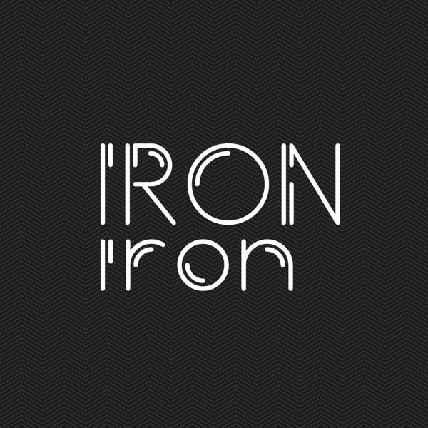 Introducing Iron. A brand new Sans Serif typeface