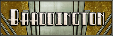 #Braddington by Pixel Sagas #FreeFonts