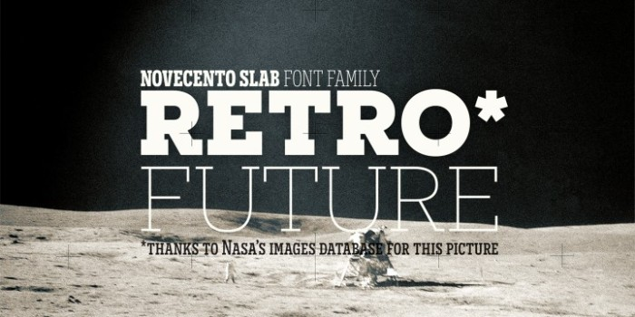 Novecento slab wide Normal by Synthview #Type #Design #FreeFonts